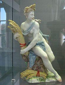 Ceres porcelaine