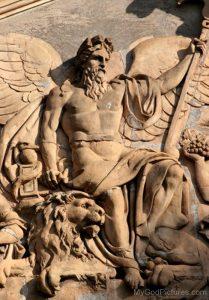 Gods Chronos Time Saturn