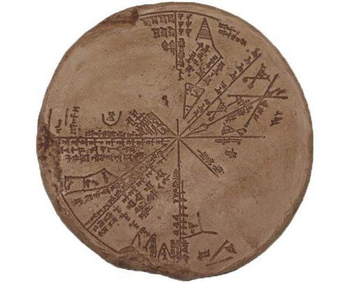 Sumerian Star Map