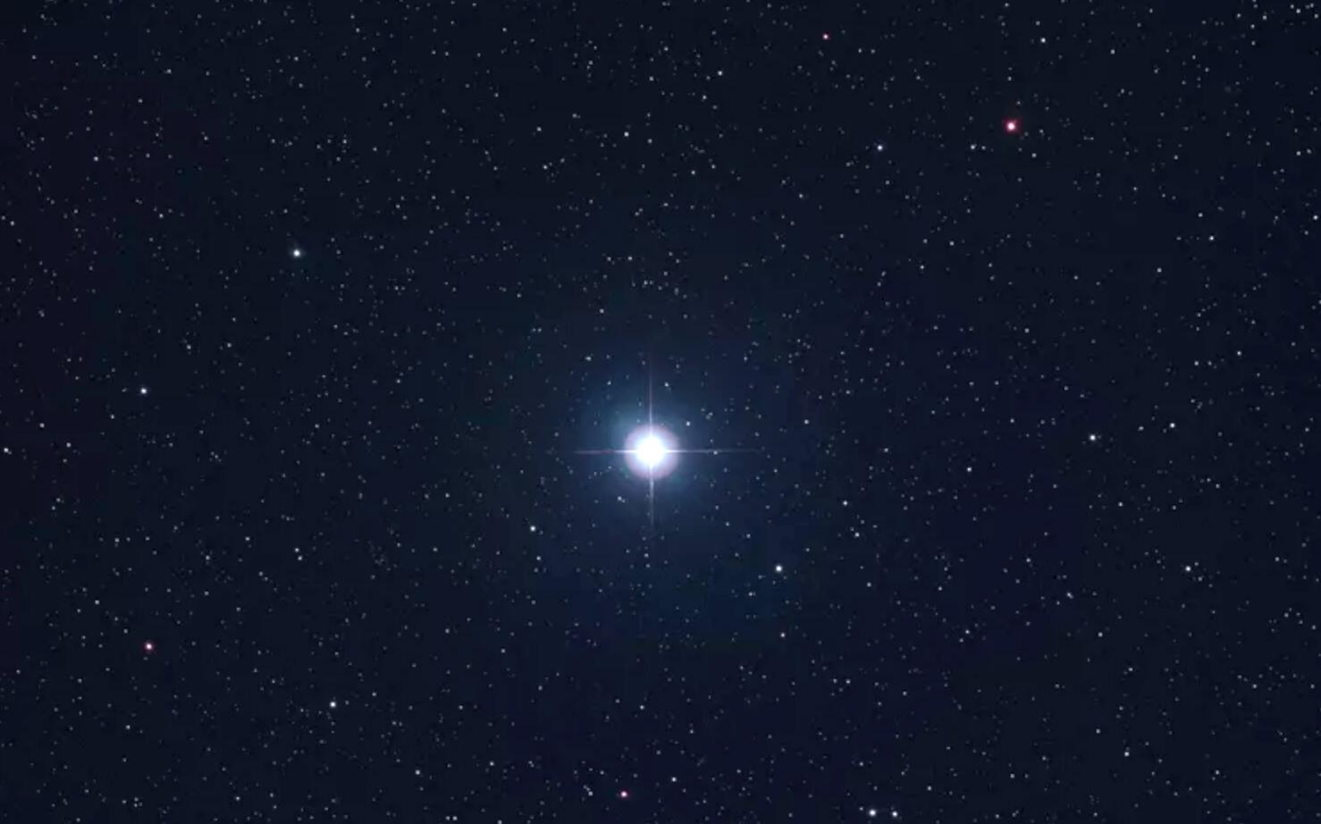 Human Journey Between Sirius and Vega