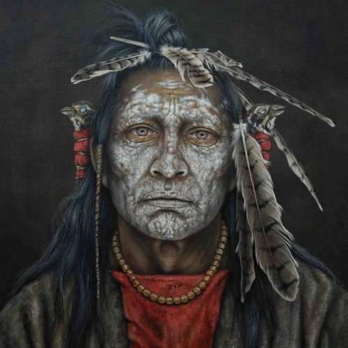 Native American Beautify