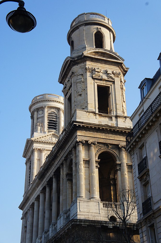 Fire in Saint Sulpice, Paris, accident or arson? Wake up!!!