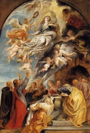 The Assumption of Mary - 1620-22
