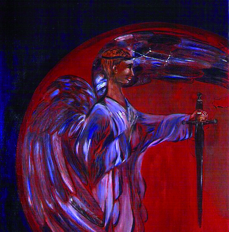 Archangel Michael & the Dragon