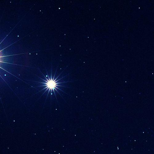Jupiter-Venus Align