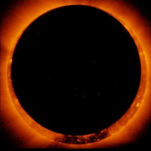 NASA solar eclipse