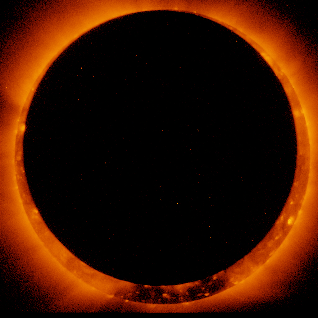 Hot Summer, 3 eclipses, June 21 2020
